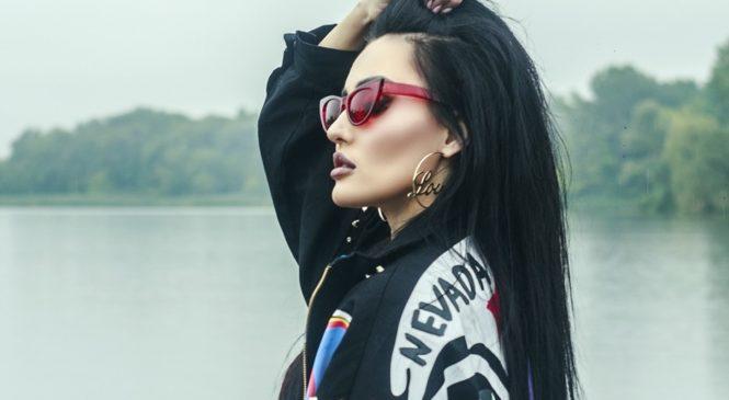 Анна Добрыднева чуть не травмировалась на съемках клипа