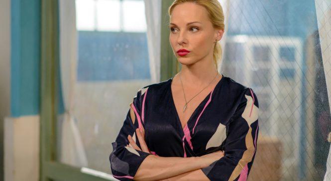 Даша Трегубова снялась во втором сезоне сериала «Лікар Ковальчук»
