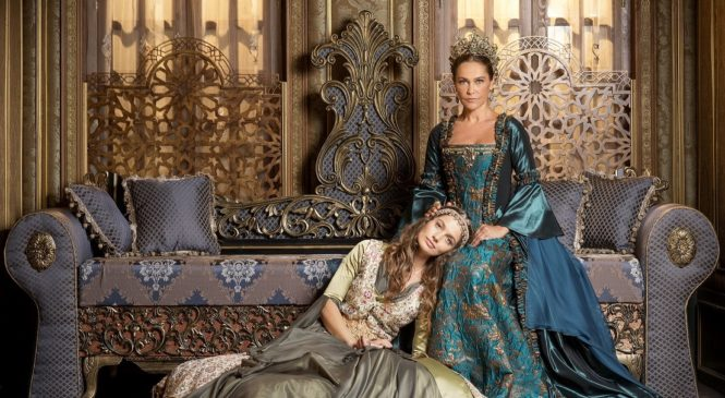 6 исторических мест, где снимали сериал «Величне століття. Нова володарка»