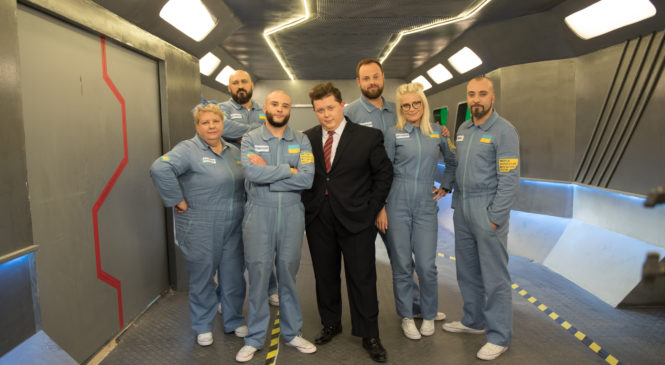 На телеканале ТЕТ состоится премьера комедийного сериала «Зірконавти»