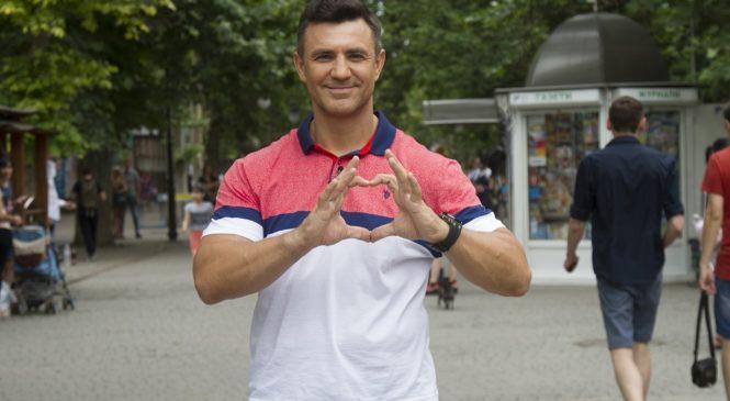 Николай Тищенко хотел бы стать многодетным отцом