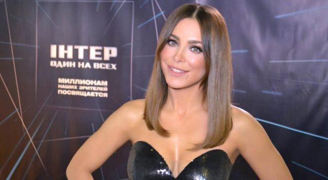 Ани Лорак отметила день рождения вместе с «Интером»