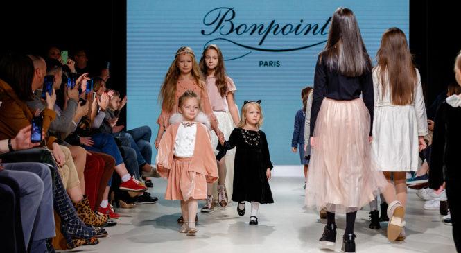 Как прошло закрытие осенней недели детской моды в Киеве