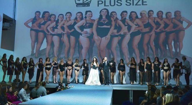 Участница «Модель XL» стала победительницей международного конкурса красоты