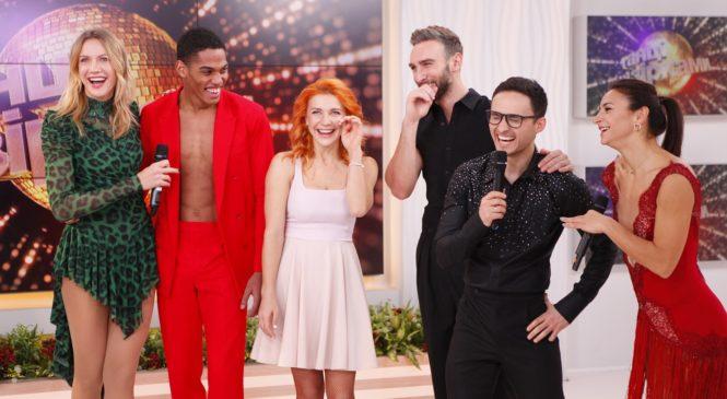 Танці з зірками-2018: смотреть 14 выпуск онлайн (эфир от 25.11.2018)