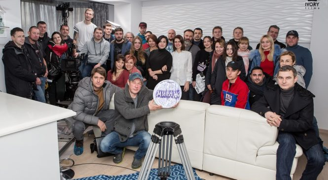 Канал «Украина» и IVORY films снимают сериал «Мираж»