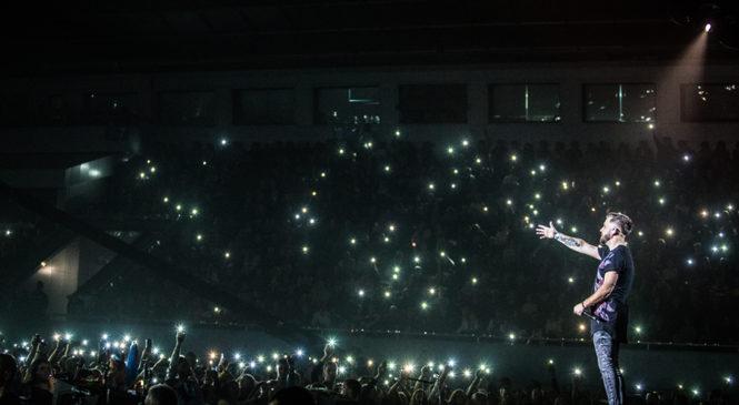 Группа Без Обмежень отыграла масштабный сольный концерт в Киеве
