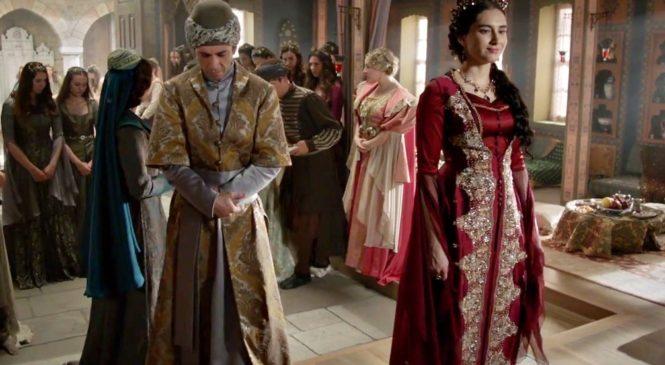 Величне століття. Імперія Кесем: смотреть 3-4 серию онлайн (эфир от 29.11.2018)