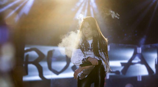 Певица Руслана продолжает традицию Рождественских концертов