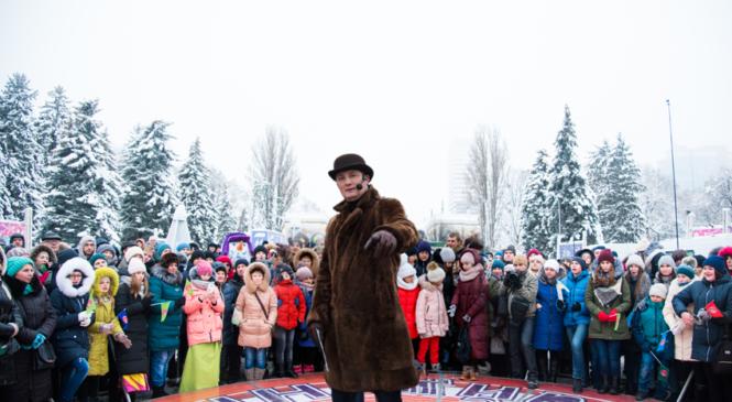 Игорь Кондратюк нашел первую победительницу «Караоке на Майдане», через 20 лет