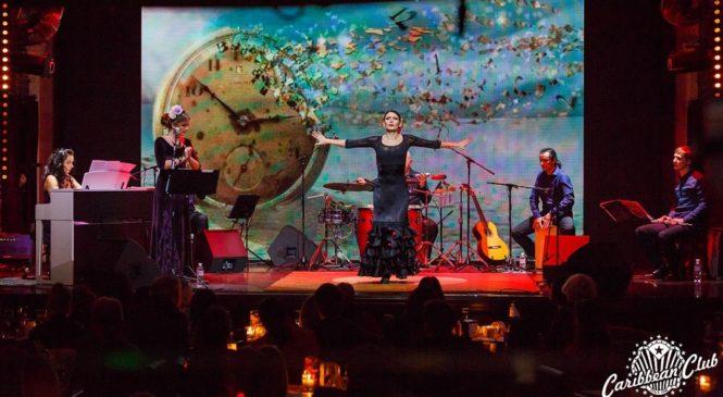 Caribbean Club приглашает на вечер зажигательного фламенко