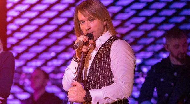 Олег Винник готовит серию эксклюзивных концертов