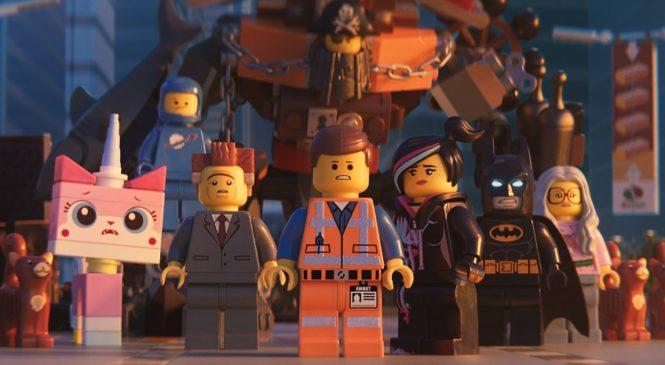 7 интересных фактов о мультфильме «Lego Фильм-2»