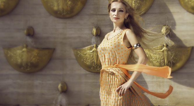 Новое звучание: украинская певица выпустила трек в стиле Trance