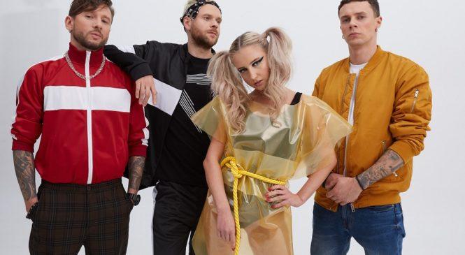 Группа Dilemma презентовала свой новый сингл «Шаленiй»