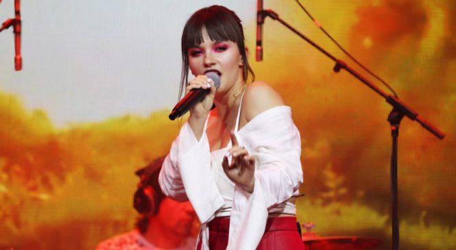 В Киеве состоится концерт победительницы Евровидения в Ютубе