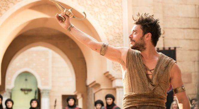 5 интересных фактов про фильм «Абсолютно новые приключения Аладдина»