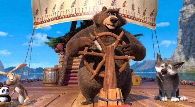 В Киеве состоялась премьера мультфильма от авторов Мадагаскара «Большое путешествие»