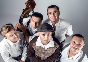 В столице выступит рок-н-рольный коллектив «Директор Азовского моря»