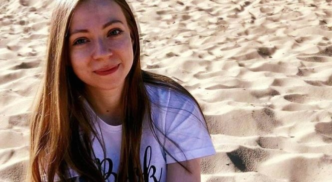 Молодая украинская писательница выпустила свою первую книгу