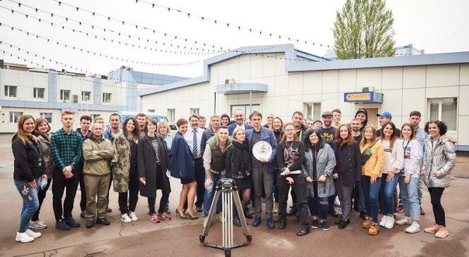В Киеве начались съемки новой мелодрамы мелодрамы «Часы с кукушкой»