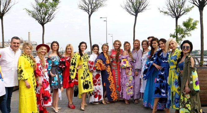 ВышиванкаDAY: В Киеве состоялся показ вышиванок