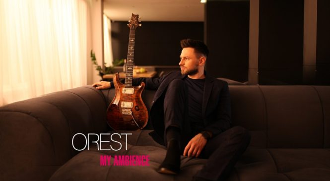 Музыкант OREST выпустил вторую инструментальную работу «My Ambience»