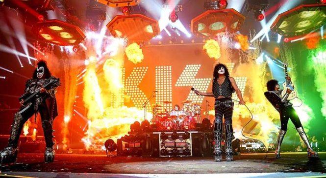 Интересные факты о концерте группы Kiss в Киеве