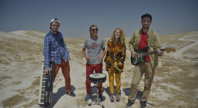 Поэт Павел Коробчук и группа The Velvet Sun выступят с программой «Ключевые клапаны»