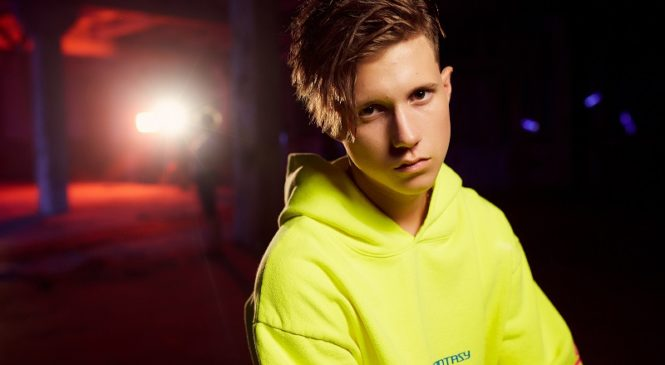 Молодой певец Андрей Бойко презентовал клип на песню «Медленно»
