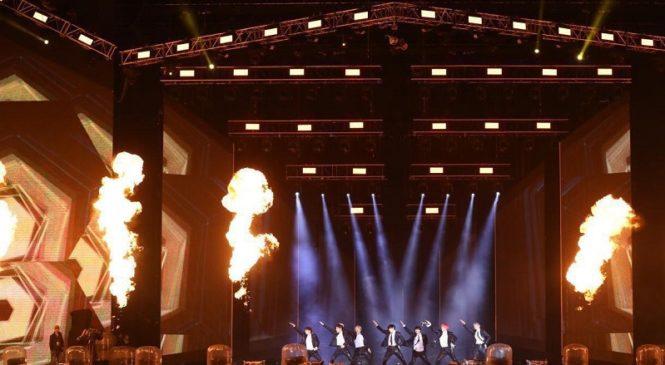 Кинотеатр Multiplex приглашает за кулисы концертной жизни группы BTS