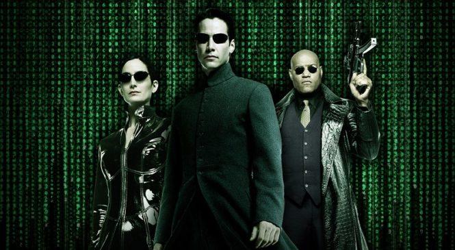 К 20-летию фильма «Матрица» его покажут в кинотеатрах в формате 4DX