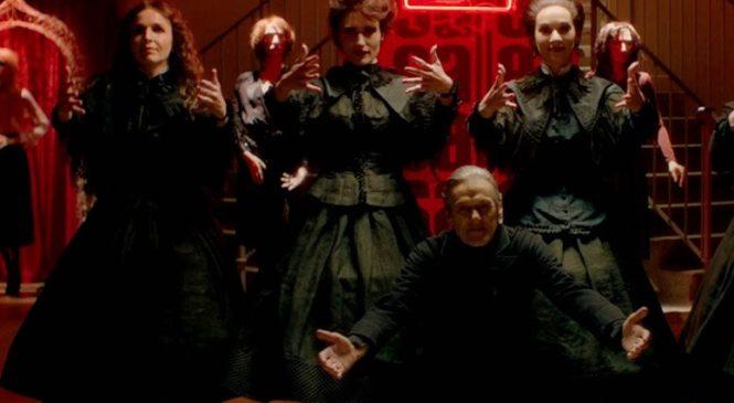 Звезда «Игры престолов» в трейлере хоррора «Маленькое красное платье»