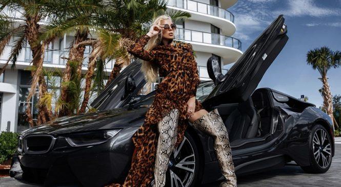 Дизайнер Ирина Марчук рассказала о каникулах в Майами