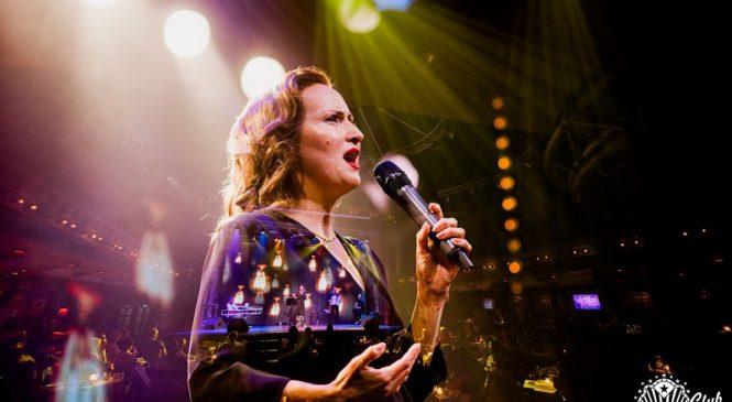 Из Парижа с любовью: Натали Пичкур споет песни французского шансона
