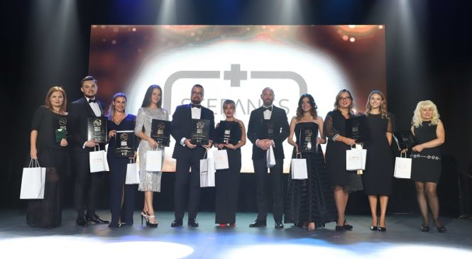 В Киеве состоялась премия «Stella International Beauty Awards-2019»