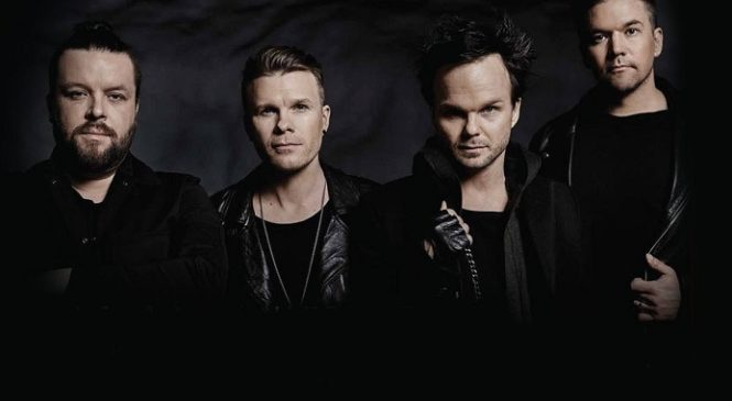 Легендарный финская группа The Rasmus даст концерт в Украине