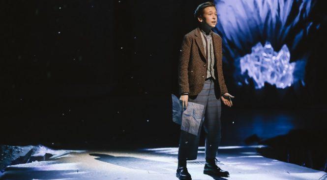Грандиозное зимнее шоу «Winterra. Легенда казкового краю» возвращается в 5D
