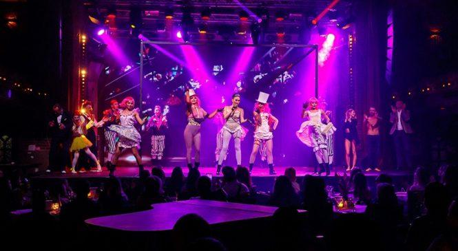 Театр танца Foresight вновь удивил зрителей новыми постановками