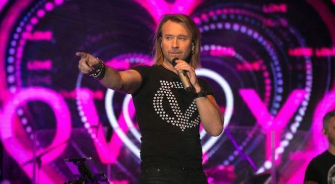 Олег Винник презентует новый трек «Безумная Любовь»