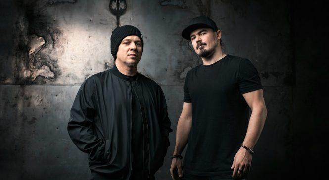 Группа ТНМК громко отпраздновала 21-летие альбома «Зроби мені хіп-хоп»