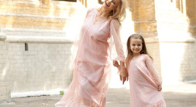 Лилия Ребрик рассказала, как учит 7-летнюю дочку распоряжаться деньгами