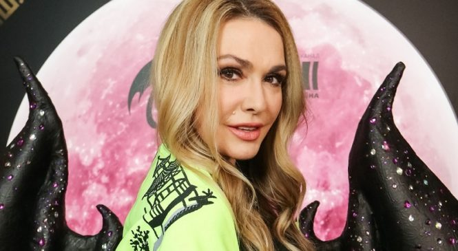 Ольга Сумская прокомментировала новость о том, что снова станет бабушкой