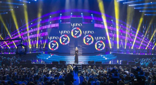YUNA-2020: стала известна новая дата проведения премии