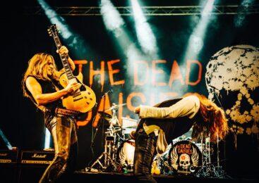 Рок-н-ролл жив и здоров: в Киеве сыграют мировые звезды The Dead Daisies