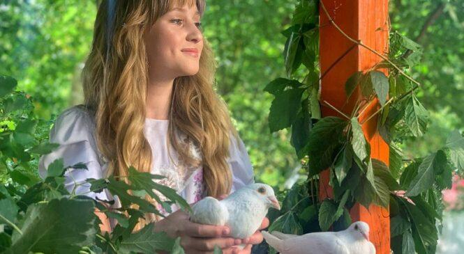 Юная певица AYA презентовала трек от авторов Тины Кароль и Златы Огневич